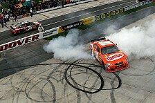 NASCAR - Kyle Busch bezwingt die Monster Mile