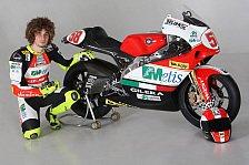 Moto2 - Simoncelli erbt den Sieg