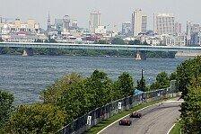 Formel 1 - Montreal: Die Formel 1 in der Olympiastadt