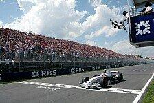 Formel 1, Rückblick Kanada 2008: Kubicas Sensationssieg mit BMW
