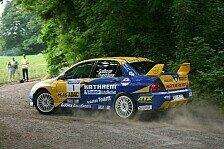 ADAC Rallye Masters - Gaßner mal zwei am Litermont
