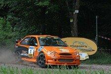 ADAC Rallye Masters - ADAC Rallye Masters erstmals im Erzgebirge