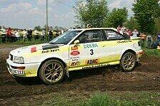 ADAC Rallye Masters - Rekordfeld bei ADAC Masters-Lauf in Sulingen