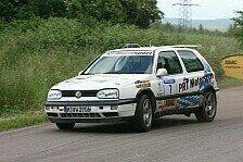 ADAC Rallye Masters - Peter Corazza gewinnt Masters-Heimspiel im Erzgebi