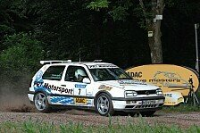 ADAC Rallye Masters - Premiere am Stemweder Berg
