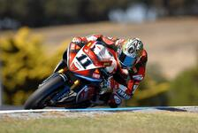 Superbike - Corser holt Superpole in Misano
