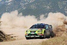WRC - Sébastien Loeb führt Rallye Türkei an.