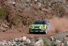 WRC - BP Ford feiert Doppelsieg bei Rallye Türkei
