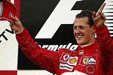 Formel 1 - Michael Schumacher: Es wird Zeit, dass es wieder losgeht
