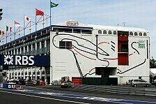 Formel 1 - Magny-Cours bestätigt drei Teams für Nachwuchstest