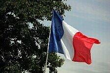 Formel 1 - Magny Cours hofft auf französischen GP