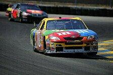 NASCAR - Kyle Busch gewinnt in Sonoma