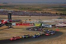 NASCAR - Bilder: Toyota/Save Mart 350 - 17. Lauf