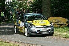 ADAC Rallye Masters - Becker gewinnt am Stemweder Berg