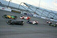 IndyCar - Vollgas ohne Rücksicht auf Verluste
