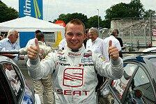 Seat Supercopa - Johansson gewinnt vor Thiim