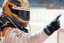 IndyCar - Pantano kehrt für Wilson zurück