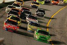 NASCAR - Nascar-Saisonstart mit dem Shootout