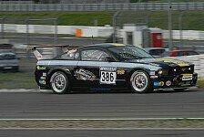 VLN - Smudo erstmals im Bio-Mustang