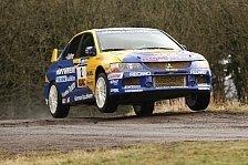 ADAC Rallye Masters - Teams freuen sich auf selektive Wertungsprüfungen