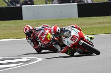 Moto2 - Simoncelli kämpft Bautista nieder