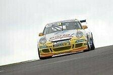 Carrera Cup - Rast vor Mamerow auf Pole