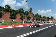 Formel 1 - IOC könnte Russland-GP verschieben