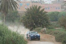 WRC - Marokko, Etappe 3: VW-Trio jagt Peterhansel