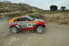 WRC - Marokko, Etappe 4: Erster Etappensieg für Nani Roma