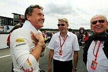 DTM - Coulthard & Häkkinen bestreiten Mille Miglia