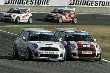 MINI Challenge - Nürburgring - Vorschau