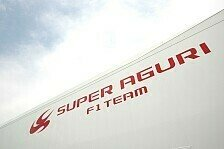 Formel 1 - Wiederbelebung von Super Aguri?