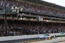 NASCAR - Jimmie Johnson gewinnt Reifenschlacht