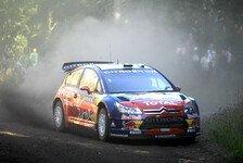 WRC - Loeb nach erstem Tag vorn