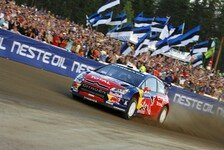 WRC - Loeb bei Rallye Finnland weiter in Führung