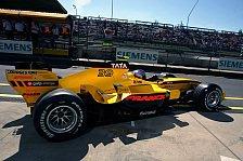 Formel 1 - FIA-Strafe: Jordan in Kanada nur mit zwei Autos!