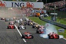 Formel 1 - Kovalainen erbt ersten Sieg