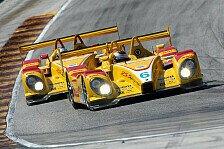 USCC - Porsche nur dritte Kraft