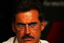 Formel 1 - BMW: Entscheidung im Juni