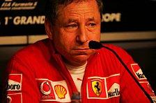 Formel 1 - Todt: Wir zahlen den Preis! Mit schlechten Startplätzen!