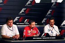 Formel 1 - PK: Über Reifenbeziehungen, Fahrerprobleme und vieles mehr
