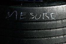 Formel 1 - Bridgestone glaubt an seine Pneus