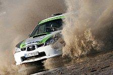 ADAC Rallye Masters - Klemund/Schöpf bereit für Ostsee-Premiere