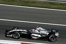 Formel 1 - 4. Freies Training: Die Silberpfeile knacken Renault