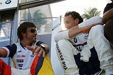 Formel 1 - Kubica stärkt Alonso den Rücken