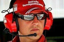 Formel 1 - Antworten zur Schumacher-Absage
