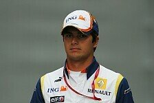 Formel 1 - Piquet: Kubica hat Renault gedrängt