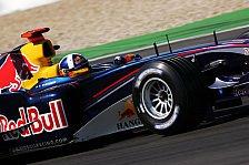 Formel 1 - Auch Red Bull hofft auf Punkte