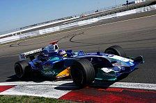 Formel 1 - Sauber peilt Punkteränge an