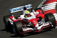 Formel 1 - Gemischte Gefühle zum Toyota-Heimspiel